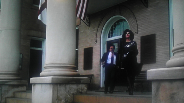 Jasper County Courthouse Steps Clip