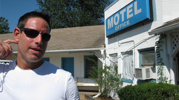 Chris at General Putnam Motel