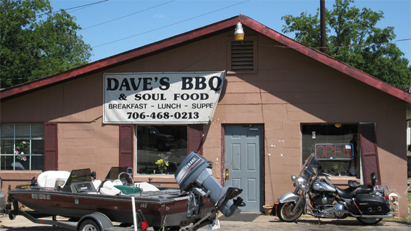 Dave's BBQ 2012