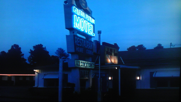 General Putnum Motel Restaurant Clip