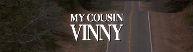 My Cousin Vinny Banner