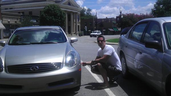 Chris Credendino at Monticello Town Square