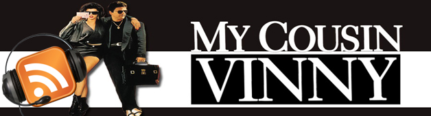 My Cousin Vinny Podcast Banner