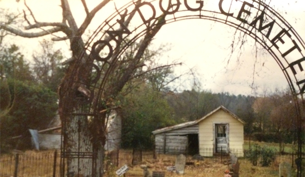 Where Is The Coon Dog Cemetery In Sweet Home Alabama